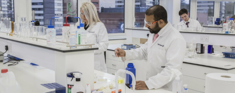 The Tetrosyl Lab